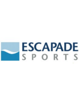 Escapade Sports Vorschaubild Webdesign
